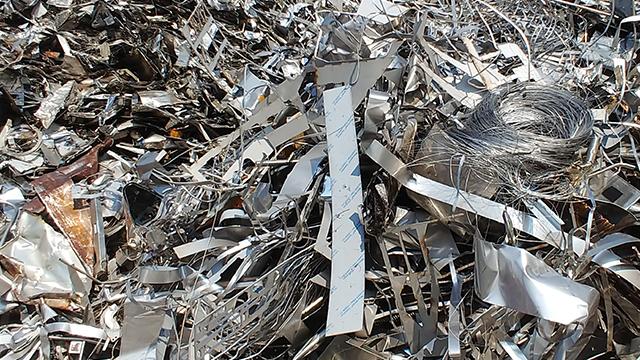 recupero acciaio inox a gorizia pordenone trieste udine