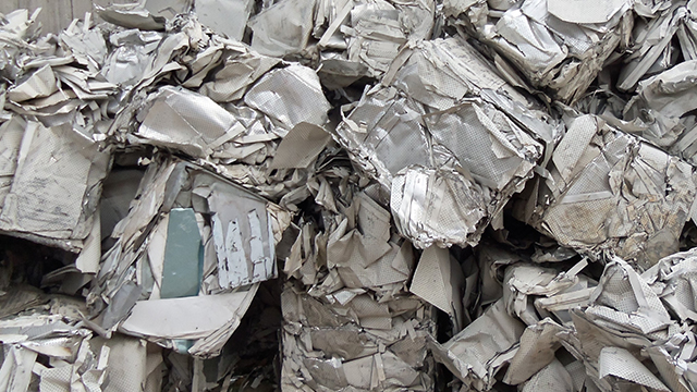 recupero alluminio pacchi a gorizia pordenone trieste udine