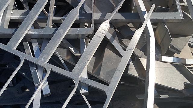 recupero alluminio ritagli a gorizia pordenone trieste udine